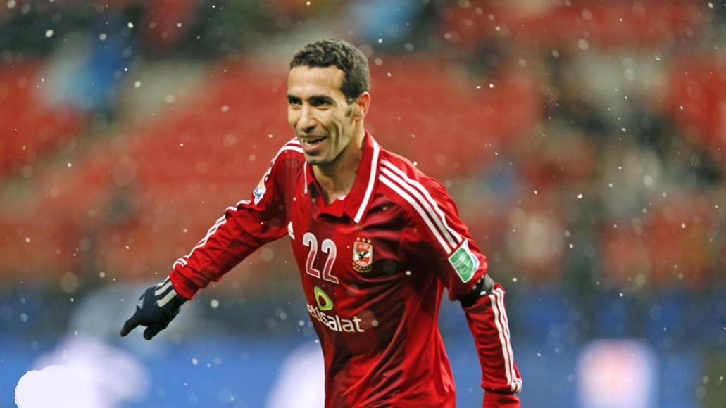 """درج نجم كرة القدم المصرية """"أبو تريكة"""" على قائمة الإرهاب"""