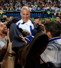 ريال مدريد بطل الدوري