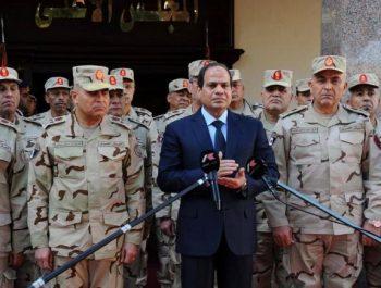"""قاعدة """"محمد نجيب"""" اكبر قاعدة عسكرية في مصر"""