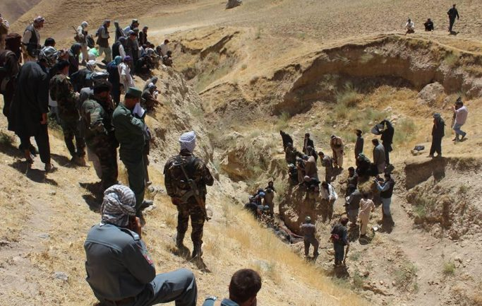 ميرزا ولنغ ولاية سربل مرة اخرى سقطت بيد طالبان