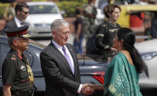 امريكا توجه الهند لمساعدة افغانستان عسكرياً