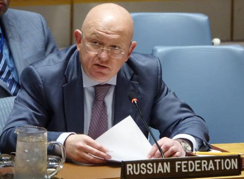 روسيا قلقة من وجود داعش شمال افغانستان