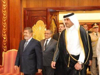 قطر تسبب السجن المؤبد للرئيس مرسي في مصر