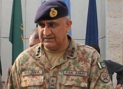 رئيس اركان جيش باكستان يزور كابل
