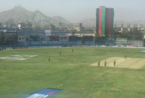 انفجار انتحاري يستهدف الرياضة في كابل افغانستان