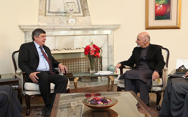 روسيا : ترامب يتبع استراتيجية فاشلة في افغانستان