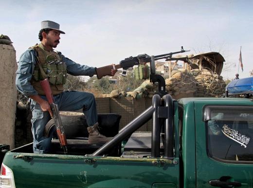 طالبان تقتل شرطي في ولاية بكتيكا