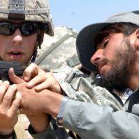 تدريب امريكا للشرطة في افغانستان فاشل