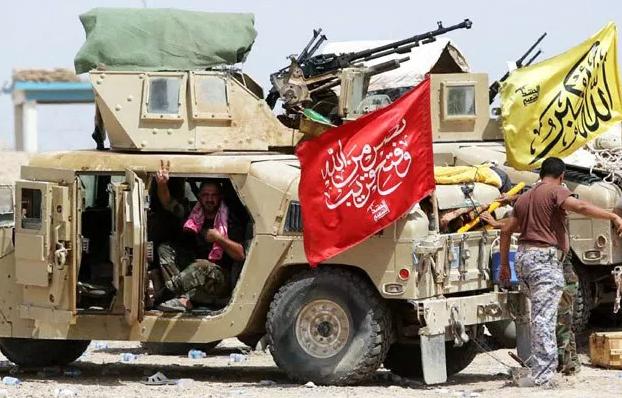 العراق : القوات الأمنية تسيطر على نصف مساحة عمليات الحويجة