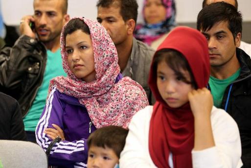 ترحيل جماعي للأفغان من المانيا الى كابل