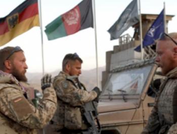 المانيا تلبي نداء امريكا في زيادة عدد قواتها في افغانستان
