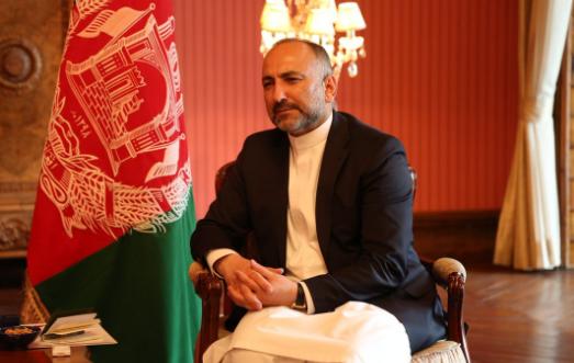 مستشار الأمن الأفغاني ارتفاع عدد الإرهابيين