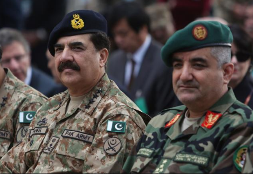 جيش باكستان تحرر رهائن خطفو في افغانستان 2012