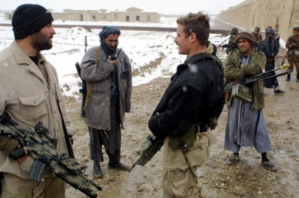 تقرير : عمليات CIA السرية في افغانستان