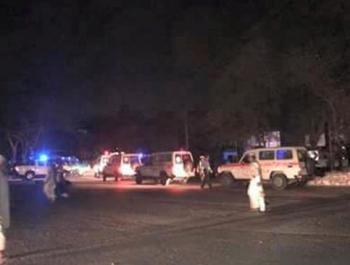 طالبان تتبنى انفجار قنبلة مغناطيسية في كابل