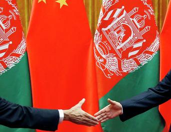 الصين تسعى للامن والاستقرار والسلام في افغانستان