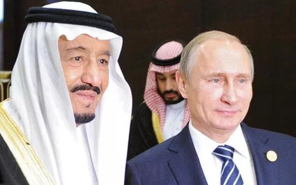 ماذا يريد ملك السعودية من روسيا ؟!