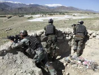 مقتل 8 من داعش في ولاية كنر افغانستان