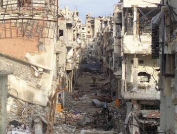 ما هو شرط اوروبا لأعادة إعمار سوريا