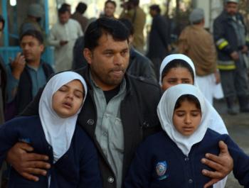 ثلث فتيات افغانستان لا يرتادون المدارس