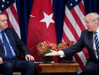 توتر العلاقات بين امريكا و تركيا من اين والى اين