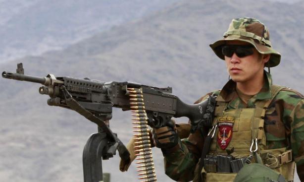 افغانستان : قوات الأمن تقتل 9 من مسلحي طالبان