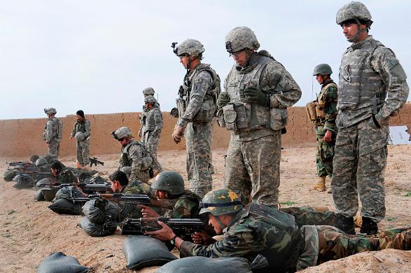 + 3000 جندي من امريكا الى أفغانستان