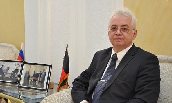 روسيا مستعدة اذا تدهور الوضع في أفغانستان