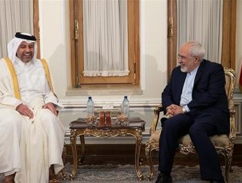 قطر تميل الى ايران 5 مليار دولار تبادل تجاري