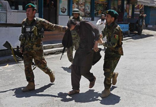 السكان المحليين يقتلون 3 من داعش أفغانستان