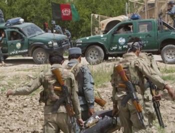 مقتل 8 رجال شرطة في ولاية فراه أفغانستان