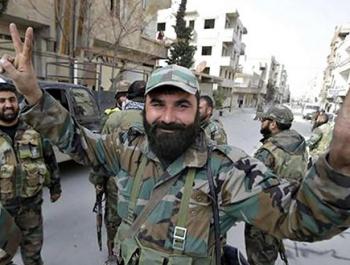 سوريا : بالكامل تتحرر البوكمال من داعش