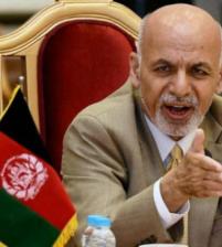 بحث الأوضاع في اتصال بين رئيس ايران وأفغانستان