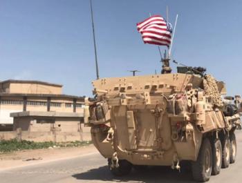 سوريا : وجود قوات امريكا عدوان علينا