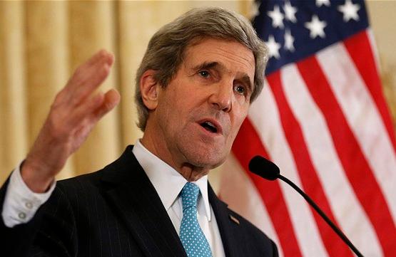 كيري: السعودية مصر وإسرائيل طلبو منا قصف ايران