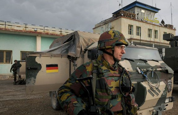 بلجيكا تزيد عدد قواتها في أفغانستان