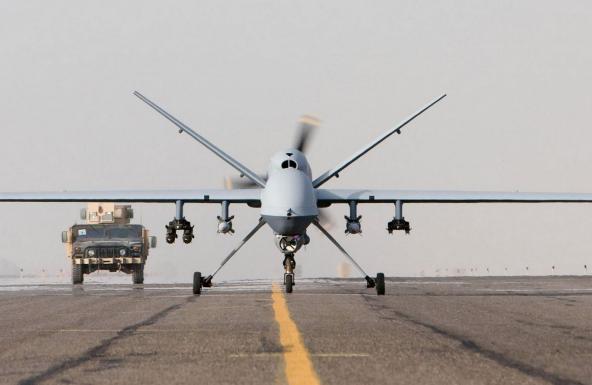 باكستان تعلن الحرب على طائرات امريكا ضمن اجوائها