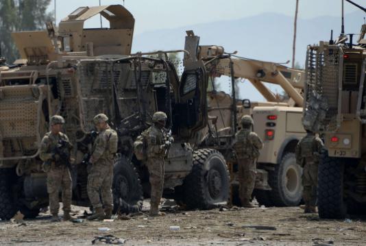 انفجار يستهدف جنود الناتو في قندهار