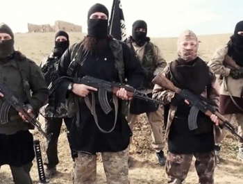 مسلحين من فرنسا والجزائر في صفوف داعش أفغانستان
