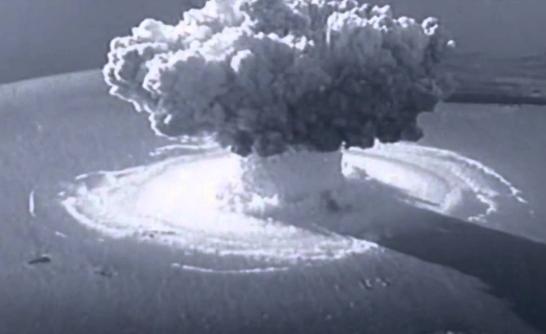 كوريا الشمالية تحدث زلزال بتجربة نووية