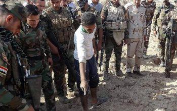 العراق: العثور على مقابر جماعية  لضحايا داعش في الموصل