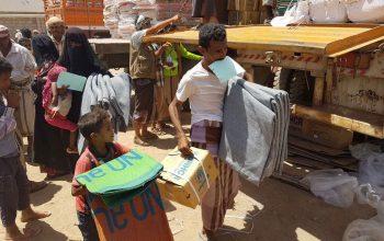 الأمم المتحدة: اليمن بحاجة 2.96 مليار دولار مساعدات