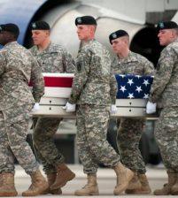 مقتل 2263 وجرح 20289 من جنود امريكا في افغانستان