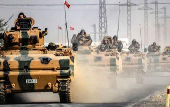 حرب امريكا وتركيا في سوريا