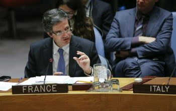 عفرين: جلسة مجلس الأمن بلا نتيجة