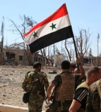 اول معركة يكسبها الجيش في إدلب سوريا