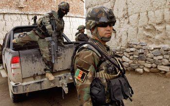 أفغانستان: وزارة الدفاع مقتل 5 مسلحين