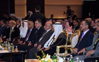 العبادي: العراق فتح باب الأستثمار لإعادة الإعمار