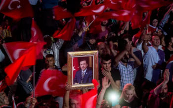 منظم انقلاب تركيا في المانيا باللجوء السياسي