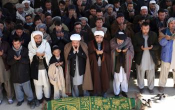 الأمم : 2300 مدني ضحايا أفغانستان 2017